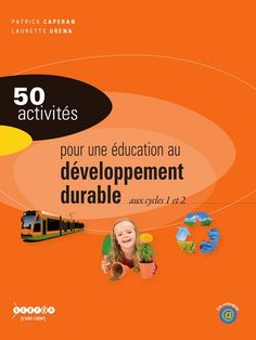 Lien catalogue : http://scd-aleph.univ-brest.fr/F?func=find-b&find_code=ISN&request=978-2-86565-453-6 - Activités pédagogiques pour aborder l'EDD à travers 9 thèmes : la biodiversité, les énergies, la solidarité, les déchets, l'eau, les transports, l'économie, le climats et les risques majeurs. Chaque fiche propose une démarche dans lesquels les élèves sont actifs (préconisé la circulaire n°2011-186 du 24/10/2011) et les activités sont pensées selon les progressions du BO du 5/01/2012.