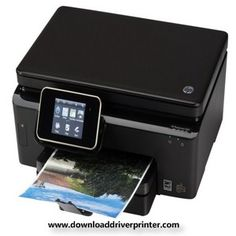 Free download HP Photosmart All-in-One Printer driver & install