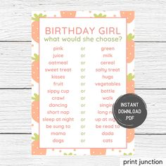 1st Birthday Games, First Birthday Party Games, Who Knows Baby Best, Who Knows The Birthday Girl, 1st Birthday Party Games, Instant Download 1st Birthday Party Games, 30th Birthday, Birthday Celebration, Girl Birthday, Presents For Dad, Fun Crafts, First Birthdays, Baby, 30 Year Anniversary