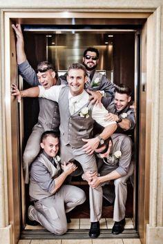 Groomsmen Attire - Wedding Stuff