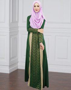 c7dec0bf10a dress for you design. Muslim Long ...