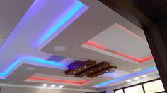 Fall Celling Design, Pvc Ceiling Design, Interior Ceiling Design, Bedroom False Ceiling Design, Ceiling Art, False Ceiling Living Room, Ceiling Design Living Room, Living Room Designs, Plafond Design