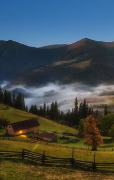Dzembronya. Lunar-morning Photo Aleksandr Naumenko Carpathian Mountains, Nature Photography, Culture, Oil, Explore, Signs, Travel, Painting, Viajes