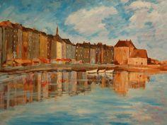 claude monet-landscape painting