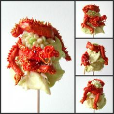 Pop Sculptures by kissandbakeup