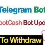 Telegram Bot Update Earn Free Bitcoin  Part 2