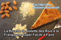 Pour vous permettre d'économiser, je partage avec vous ma recette facile de galette des rois maison. Aller, on enfile son tablier de cuisine et on se met au travail ! Pas d'inquiétude, la préparation est vraiment facile et rapide.  Découvrez l'astuce ici : http://www.comment-economiser.fr/recette-galette-des-rois-frangipane-facile.html?utm_content=buffer76d06&utm_medium=social&utm_source=pinterest.com&utm_campaign=buffer