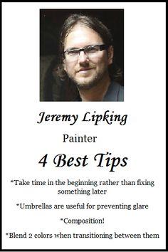 jeremy lipking 4 Best Tips (Shelli Alfords blog)