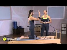Pilates Instructors : S2E27 : Seated Arms Facing Front Challenge - YouTube