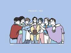 Got7 Fanart, Kpop Fanart, Jaebum Got7, Yugyeom, Got7 Mark Tuan, I Got 7, Cartoon Boy, Got7 Jackson, Cute Cartoon Wallpapers