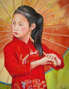 Mei-Lien by Judy Nunno