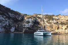Charter Catamaran Sailing Holidays - Your day onboard. Pristine islands, the nature in its pure form, live it all from your own floating resort. What's The Number, Sailing Holidays, Sailing Adventures, Catamaran, Sailboat, Beautiful World, Biography, Boats, In This Moment