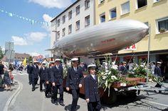 Bilder des Seehasenfest Festumzug in Friedrichshafen