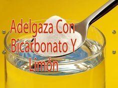 El bicarbonato con limón para adelgazar y cómo prepararlo | Belleza