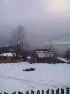 Bistriţa, văzută de pe dealurile Potociului :)