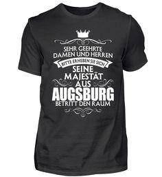 Augsburg - Majestät T-Shirt Basic Shirts, Mens Tops, Augsburg, Bavaria, Belgium, Pictures