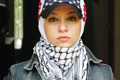 American Muslim women.