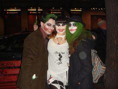 joker,Harley Qween & Joker girl