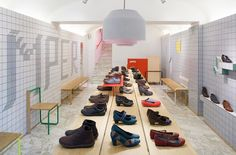 La petite fabrique de rêves: Concept store : Camper store Genova ...