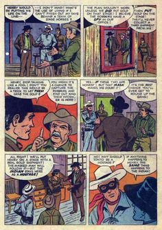 NO!! Don't take Tonto hostage! Annie Oakley, Best Comic Books, The Lone Ranger, Westerns, Party Ideas, Horses, Comics, Reading, Vintage