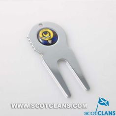 Durie Crest Golf Pitch Marker/Repairer