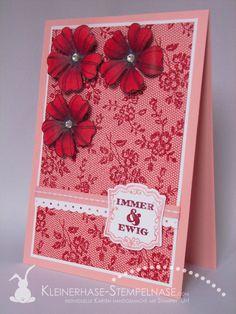 Stampin Up I love Lace Hochzeit Nett-iketten Flower Shop Mix-Marker 02