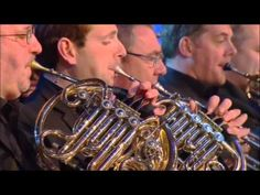 Cor y 'Steddfod, Maldwyn, Conducted and arranged by Jeffrey Howard with the Chamber Orchestra of Wales (Griff Harries). Welsh National Anthem, Rugby Games, Brass Band, Orchestra, Wales, Music, Choirs, Cymru, Youtube