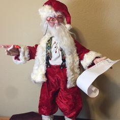 Santa Claus by Ria Mendoza Hoyt