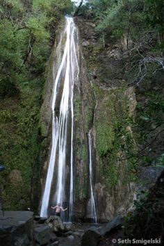 Nojoqui Falls - Goleta, California - need to find this place someday!