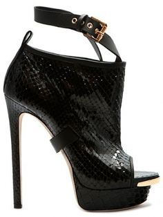 Fabulous Dsquared2 Spring 2013 Shoe Collection (3)