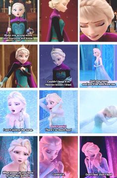 Elsa = favorite Disney character