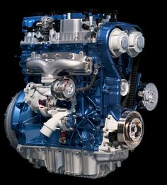 Ford's new EcoBoost 1.6 liter DOHC inline 4