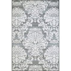 Rug, if I use a solid non print white bed cover