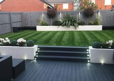 Back Garden Design, Modern Garden Design, Landscape Design, House Garden Design, Small Garden Ideas Modern, Modern Design, Front Yard Design, Landscape Sketch, Back Garden Landscaping