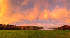 Shuttle Meadow Reservoir, Southington, CT