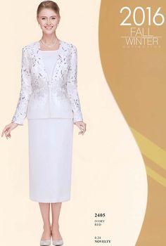 Womens Skirt Suit Nina Massini 2405