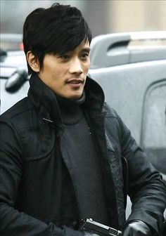 Lee Byunghun: the good the bad the weird, JSA