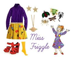 my next halloween inspiration! the Frizz aka Miss Frizzle Halloween Horror, Happy Halloween, Halloween Costumes, Halloween Queen, Halloween Ideas, Mrs Frizzle, Teacher Dress Code, Casual Cosplay, Happy Fall Y'all