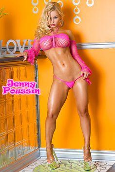 Jenny Poussin 'Pink Mesh at my Love Condo' by jennypoussin.deviantart.com on @DeviantArt