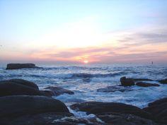 Sunrises Over the East Sea, Sokcho, See The Sun, Sunrises, Dawn, Natural Beauty, Korea, Adventure, Beaches, Water