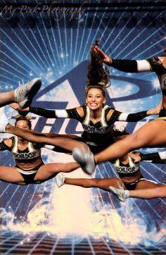awesome jumps #cheerleader #cheerleading #cheer