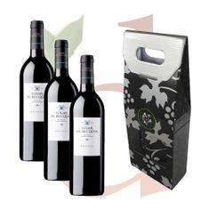 Estuche de Vino para el Día del Padre  http://www.unabuenarecomendacion.com/index.php/gastronomia/vinos/4229-ideas-regalo-dia-del-padre-estuche-vino-solar-de-becquer