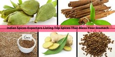 #Indian #Spices #Exporters Listing Top Spices That Bless Your Stomach