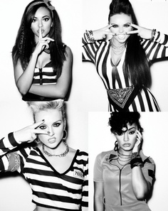 Leigh-Anne, Jesy, Jade, Perrie <3