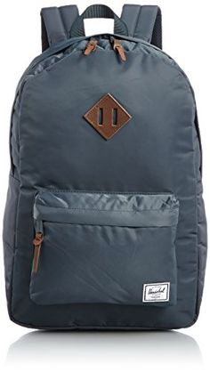 a1b7a980d0 Herschel Supply Co Mens Heritage Nylon Backpack Navy One Size     This is an