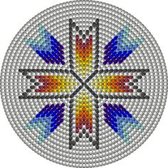 I have been trying out various bead pattern programs. I foundBead Tool 4to be a great little program. I use it on my PC. I have yet to find an iPhone app that does bead patterns well. Bead Tool 4…