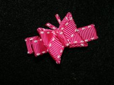 Cute little mini butterfly clippie that I want to try to make :)