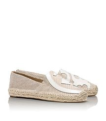 """Tory Burch """" Lonnie"""" Espadrille Flat available at #nordstrom"""