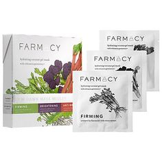 Farmacy - New Dawn Mask Medley #sephora