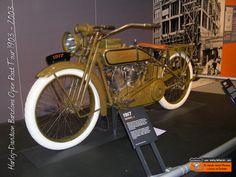 Harley Davidson J 1917